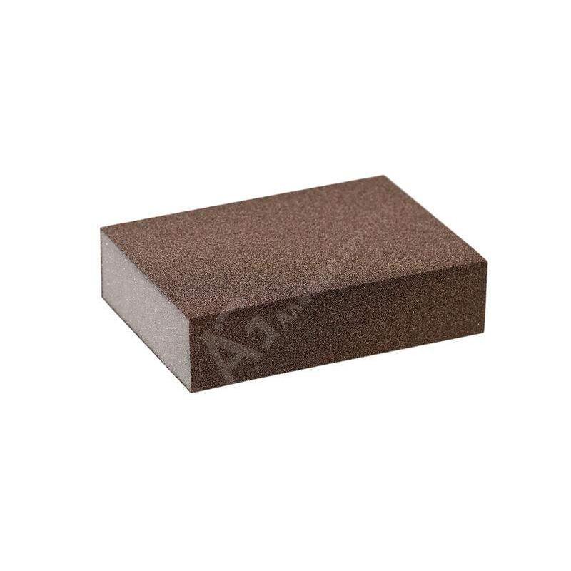 Губка Block PF (жесткая) Р60, Р80, Р120