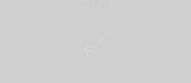 Порошковая краска RAL 7047 (Телегрей 4) полиэфирная гладкая глянцевая/25кг