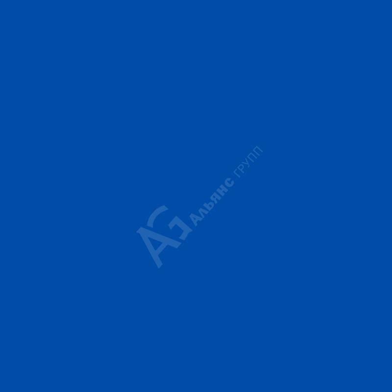 Порошковая краска RAL5005 (Сигнальный синий) полиэфирная гладкая глянцевая